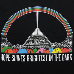 BLACK 'HOPE SHINES BRIGHTEST' 2020 CHARITY T-SHIRT
