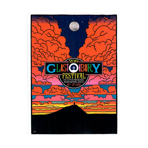 Glastonbury 2019 Programme