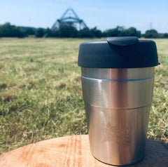 Glastonbury Stainless Steel KeepCup