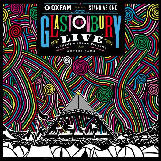 Oxfam Presents Stand As One Glastonbury Live 2016