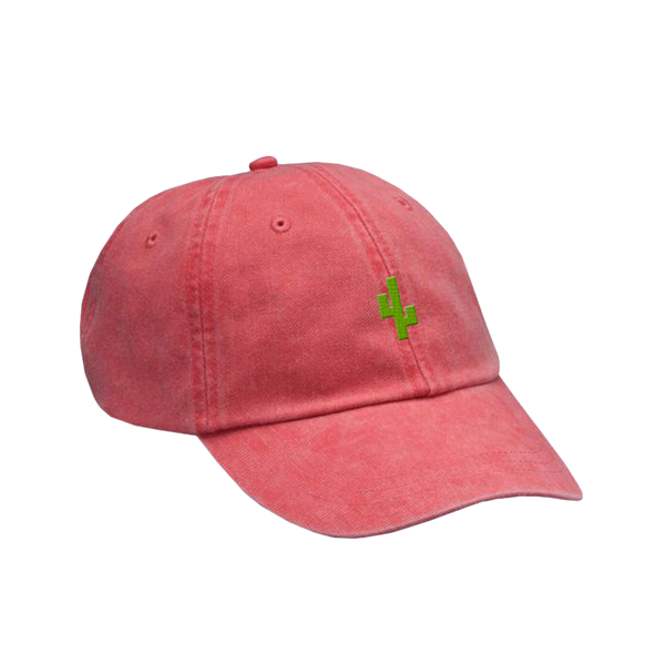GLASS ANIMALS CACTUS CORAL HAT