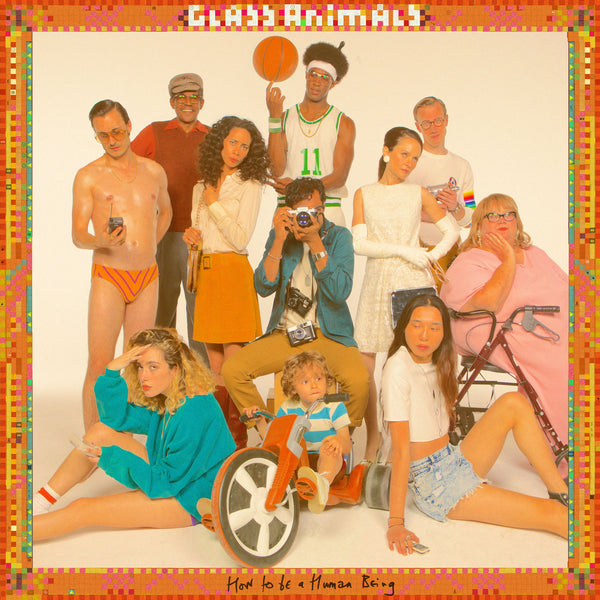 GLASS ANIMALS - HOW TO BE A HUMAN BEING DELUXE VINYL