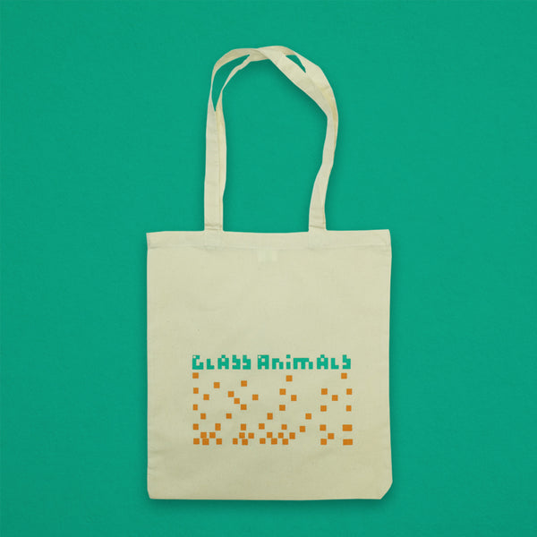 LOGO NATURAL TOTE BAG