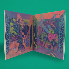 GLASS ANIMALS - ZABA VINYL