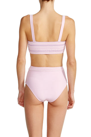 High Waist Bottom in Pink