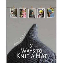 Load image into Gallery viewer, 31 Ways To Knit A Hat by Agnese Iskrova - WOOLS OF NATIONS