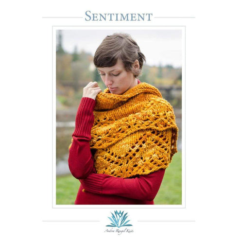 Andrea Rangel Knits - Sentiment - WOOLS OF NATIONS