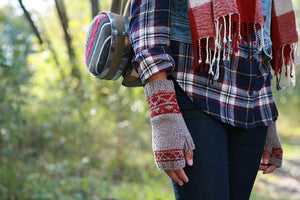 Andrea Rangel Knits Tolt Mitts - WOOLS OF NATIONS