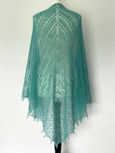 Load image into Gallery viewer, Marna Shawl by Anna Kotsolainen (PDF) - WOOLS OF NATIONS