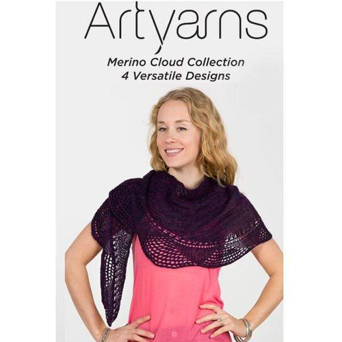 Artyarns Merino Cloud Collection eBook - WOOLS OF NATIONS