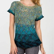 Load image into Gallery viewer, Artyarns Silk Tonal Tee Kit