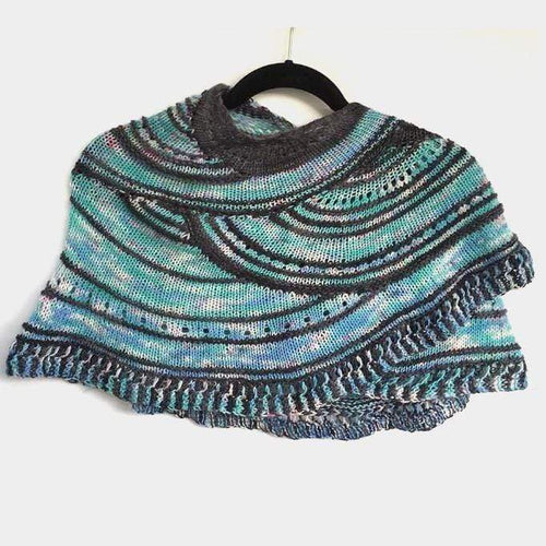 Artyarns - Key of Life Shawl (FREE with purchase of yarn) - WOOLS OF NATIONS