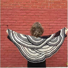 Load image into Gallery viewer, Artyarns - Key of Life Shawl (FREE with purchase of yarn)