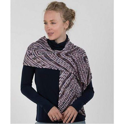 Artyarns - Mysteries Of Egypt Shawl (FREE with purchase of yarn) - WOOLS OF NATIONS