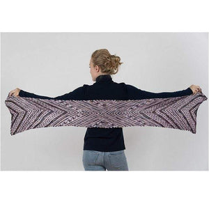 Artyarns - Mysteries Of Egypt Shawl (FREE with purchase of yarn)