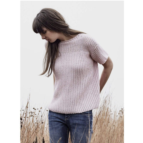 Blue Sky Fibers - Ashby Tee - WOOLS OF NATIONS