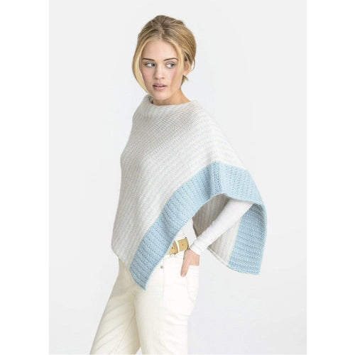 Blue Sky Fibers - Bianca Wrap - WOOLS OF NATIONS