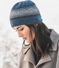 Load image into Gallery viewer, Blue Sky Fibers - Breckenridge Bundle Hat (PDF)