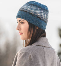 Load image into Gallery viewer, Blue Sky Fibers - Breckenridge Bundle Hat (PDF) - WOOLS OF NATIONS
