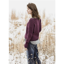 Load image into Gallery viewer, Blue Sky Fibers - Cromwell Pullover