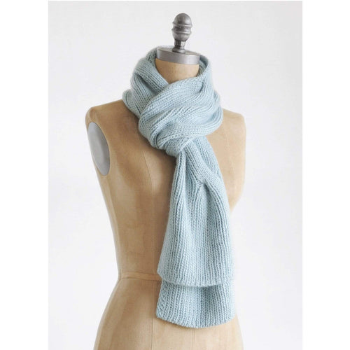 Blue Sky Fibers - Dream Scarf - WOOLS OF NATIONS