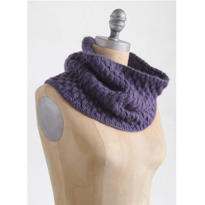 Blue Sky Fibers - Pangolin Cowl (PDF) - WOOLS OF NATIONS
