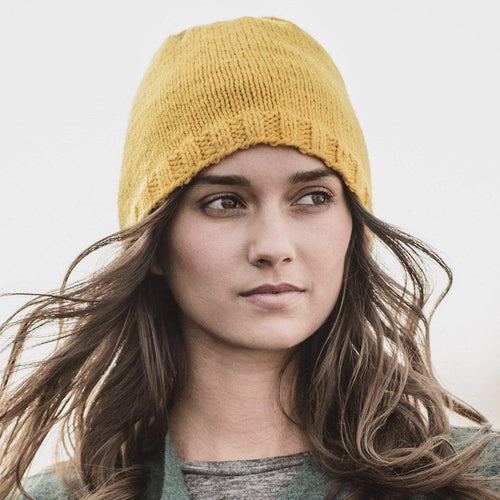 Blue Sky Fibers - Spicer Hat (FREE) - WOOLS OF NATIONS