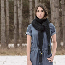 Load image into Gallery viewer, Blue Sky Fibers - St Cloud Scarf