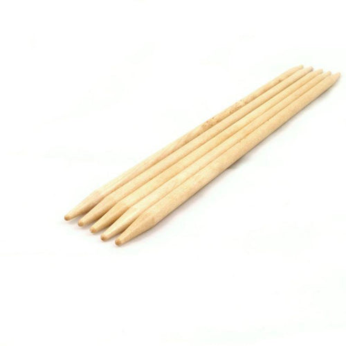 Brittany Wooden Double Pointed Needles - WOOLS OF NATIONS