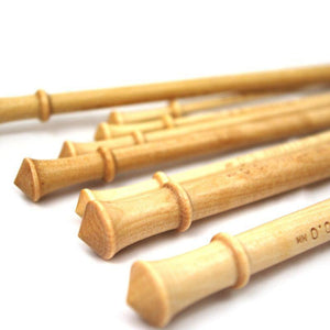 Brittany Wooden Single Point Needles