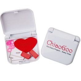 ChiaoGoo Tools Mini Kit - WOOLS OF NATIONS