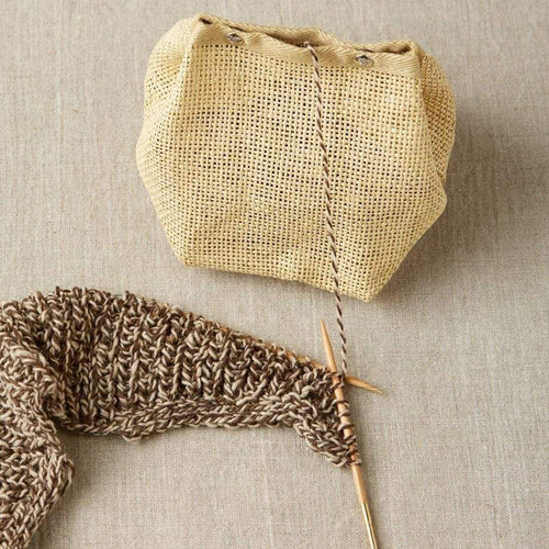 Cocoknits Natural Mesh Bag - WOOLS OF NATIONS