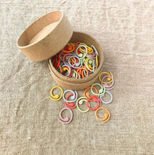 Load image into Gallery viewer, Cocoknits Split Ring Stitch Markers