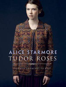 Tudor Roses by Alice Starmore - WOOLS OF NATIONS