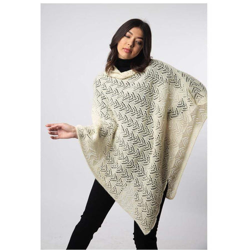 Filatura Di Crosa - Jamie Convertible Shawl (PDF) - WOOLS OF NATIONS