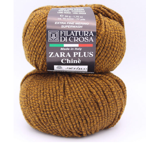 Filatura Di Crosa Zara Plus Chiné - WOOLS OF NATIONS