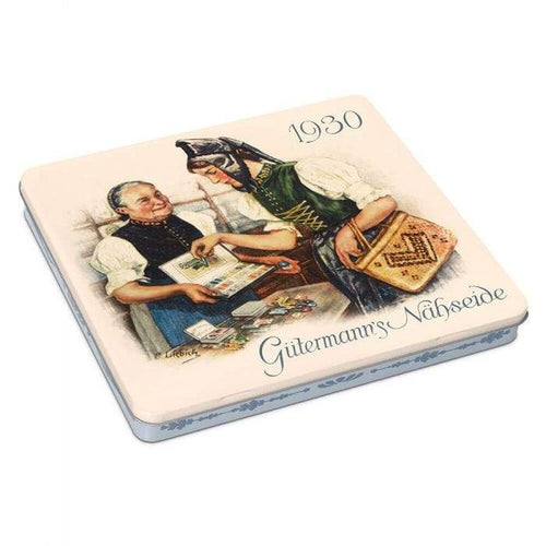 Gütermann Nostalgic Box Sew-All Thread 30 Spools x 100m - WOOLS OF NATIONS