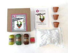 Load image into Gallery viewer, HardiCraft Cacti Crochet Kit - WOOLS OF NATIONS