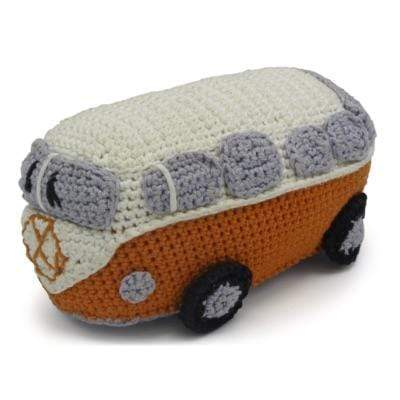 HardiCraft Retro Van Crochet Kit (Blue, Orange or Green) - WOOLS OF NATIONS
