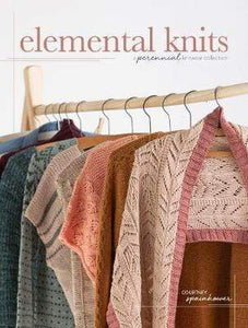 Elemental Knits: A Perennial Knitwear Collection by Courtney Spainhower