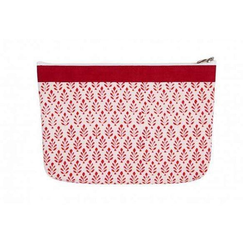 KnitPro Reverie Fabric Zipper Pouch (S/M/L) - WOOLS OF NATIONS