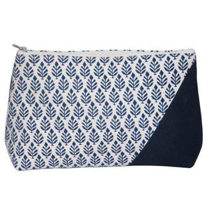 KnitPro Reverie Triad Fabric Zipper Pouch - WOOLS OF NATIONS