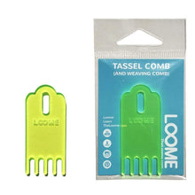 Load image into Gallery viewer, Loome Tassel Comb