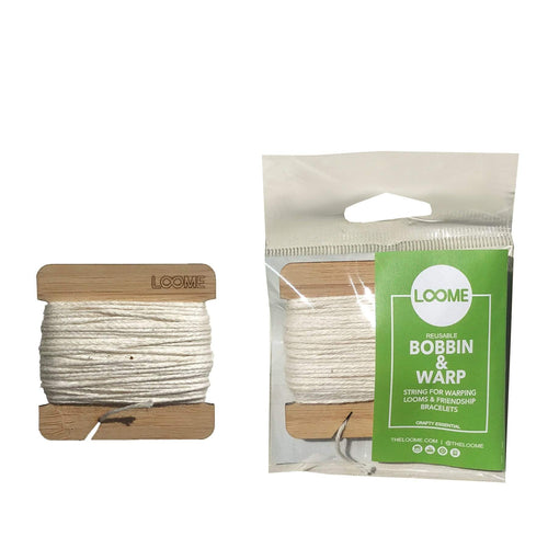 Loome - 2 in 1 Bobbin and Warp - WOOLS OF NATIONS