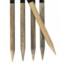 Laden Sie das Bild in den Galerie-Viewer, Lykke Driftwood 6'' Double Pointed Knitting Needle Set - WOOLS OF NATIONS