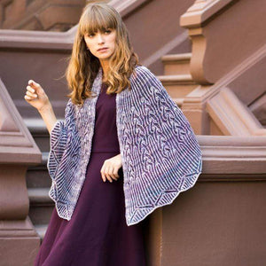 Malabrigo Book 13 - SHAWL ROAD - A Journey With Hand-Painted Yarns
