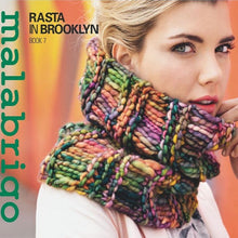 Laden Sie das Bild in den Galerie-Viewer, Malabrigo Book 7 - Rasta In Brooklyn - WOOLS OF NATIONS