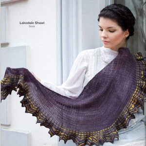 Malabrigo Lakedale Shawl Kit - WOOLS OF NATIONS
