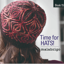 Laden Sie das Bild in den Galerie-Viewer, Malabrigo Book 15 - Time for Hats! - WOOLS OF NATIONS