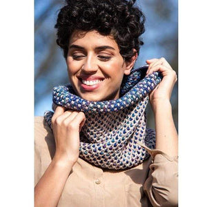 Malabrigo Dotty Cowl (FREE) - WOOLS OF NATIONS